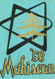1958 Edition, Marshfield High School - Mahiscan Yearbook (Coos Bay, OR)