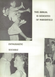 Page 6, 1960 Edition, Marshfield High School - Mahiscan Yearbook (Coos Bay, OR) online yearbook collection