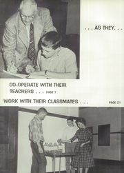 Page 8, 1960 Edition, Marshfield High School - Mahiscan Yearbook (Coos Bay, OR) online yearbook collection