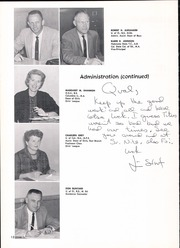 Page 16, 1962 Edition, Marshfield High School - Mahiscan Yearbook (Coos Bay, OR) online yearbook collection