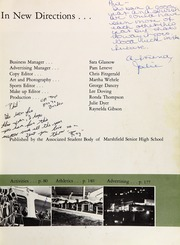 Page 7, 1966 Edition, Marshfield High School - Mahiscan Yearbook (Coos Bay, OR) online yearbook collection