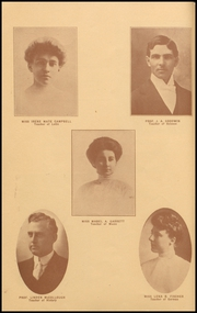 Page 12, 1911 Edition, Baker High School - Nugget Yearbook (Baker City, OR) online yearbook collection