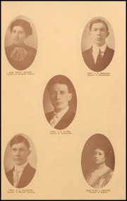 Page 13, 1911 Edition, Baker High School - Nugget Yearbook (Baker City, OR) online yearbook collection
