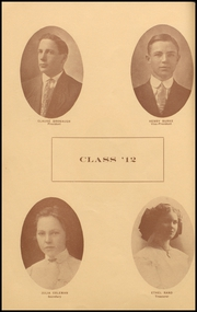 Page 14, 1911 Edition, Baker High School - Nugget Yearbook (Baker City, OR) online yearbook collection