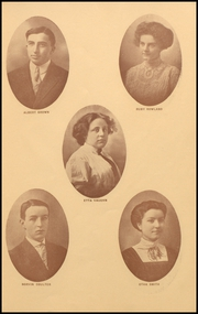 Page 15, 1911 Edition, Baker High School - Nugget Yearbook (Baker City, OR) online yearbook collection