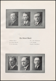 Page 11, 1927 Edition, Baker High School - Nugget Yearbook (Baker City, OR) online yearbook collection