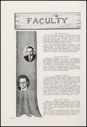 Page 16, 1927 Edition, Baker High School - Nugget Yearbook (Baker City, OR) online yearbook collection