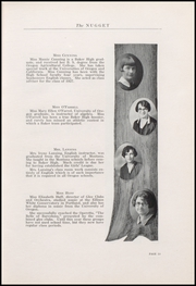Page 17, 1927 Edition, Baker High School - Nugget Yearbook (Baker City, OR) online yearbook collection