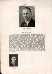Page 14, 1936 Edition, Baker High School - Nugget Yearbook (Baker City, OR) online yearbook collection
