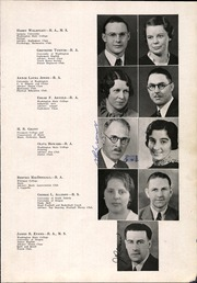 Page 17, 1936 Edition, Baker High School - Nugget Yearbook (Baker City, OR) online yearbook collection