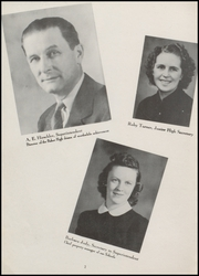 Page 10, 1940 Edition, Baker High School - Nugget Yearbook (Baker City, OR) online yearbook collection