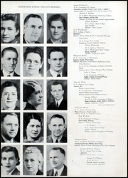 Page 14, 1940 Edition, Baker High School - Nugget Yearbook (Baker City, OR) online yearbook collection