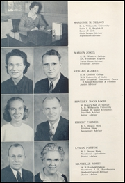 Page 14, 1946 Edition, Baker High School - Nugget Yearbook (Baker City, OR) online yearbook collection