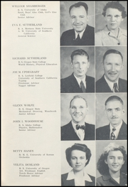 Page 15, 1946 Edition, Baker High School - Nugget Yearbook (Baker City, OR) online yearbook collection