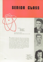 Page 17, 1950 Edition, Baker High School - Nugget Yearbook (Baker City, OR) online yearbook collection