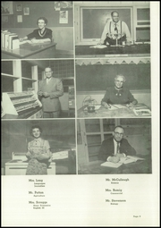 Page 14, 1953 Edition, Baker High School - Nugget Yearbook (Baker City, OR) online yearbook collection