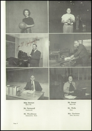 Page 15, 1953 Edition, Baker High School - Nugget Yearbook (Baker City, OR) online yearbook collection