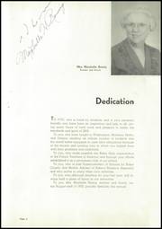 Page 7, 1953 Edition, Baker High School - Nugget Yearbook (Baker City, OR) online yearbook collection