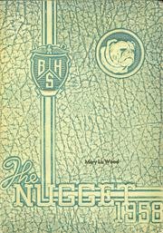 Page 1, 1958 Edition, Baker High School - Nugget Yearbook (Baker City, OR) online yearbook collection