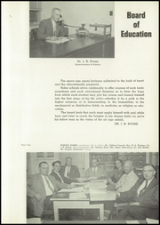Page 11, 1958 Edition, Baker High School - Nugget Yearbook (Baker City, OR) online yearbook collection