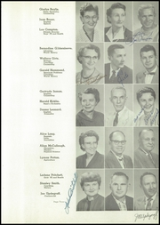 Page 13, 1958 Edition, Baker High School - Nugget Yearbook (Baker City, OR) online yearbook collection