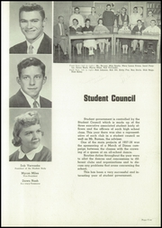 Page 15, 1958 Edition, Baker High School - Nugget Yearbook (Baker City, OR) online yearbook collection