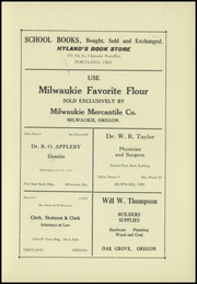 Page 7, 1916 Edition, Milwaukie High School - Maroon Yearbook (Milwaukie, OR) online yearbook collection