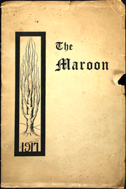 Page 1, 1917 Edition, Milwaukie High School - Maroon Yearbook (Milwaukie, OR) online yearbook collection