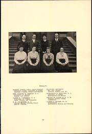 Page 13, 1917 Edition, Milwaukie High School - Maroon Yearbook (Milwaukie, OR) online yearbook collection