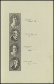 Page 23, 1919 Edition, Milwaukie High School - Maroon Yearbook (Milwaukie, OR) online yearbook collection