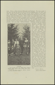 Page 25, 1919 Edition, Milwaukie High School - Maroon Yearbook (Milwaukie, OR) online yearbook collection
