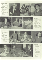Page 13, 1946 Edition, Milwaukie High School - Maroon Yearbook (Milwaukie, OR) online yearbook collection
