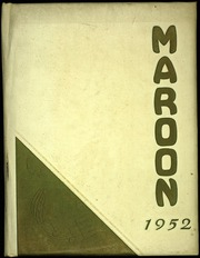 1952 Edition, Milwaukie High School - Maroon Yearbook (Milwaukie, OR)