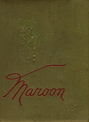 Page 1, 1954 Edition, Milwaukie High School - Maroon Yearbook (Milwaukie, OR) online yearbook collection