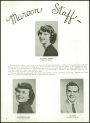Page 12, 1954 Edition, Milwaukie High School - Maroon Yearbook (Milwaukie, OR) online yearbook collection