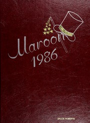 1986 Edition, Milwaukie High School - Maroon Yearbook (Milwaukie, OR)