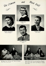 Page 16, 1953 Edition, Mcloughlin Union High School - Great White Eagle Yearbook (Milton Freewater, OR) online yearbook collection