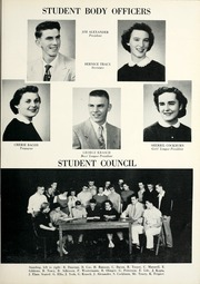 Page 13, 1954 Edition, Mcloughlin Union High School - Great White Eagle Yearbook (Milton Freewater, OR) online yearbook collection
