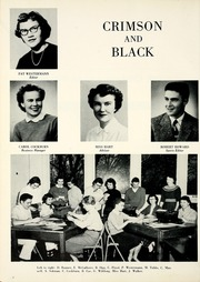 Page 8, 1954 Edition, Mcloughlin Union High School - Great White Eagle Yearbook (Milton Freewater, OR) online yearbook collection
