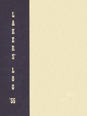 1955 Edition, Lake Oswego High School - Lakers Log Yearbook (Lake Oswego, OR)
