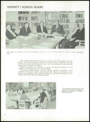 Page 10, 1955 Edition, Lake Oswego High School - Lakers Log Yearbook (Lake Oswego, OR) online yearbook collection