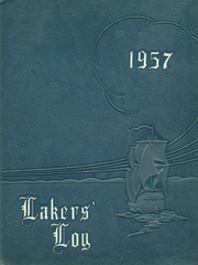 1957 Edition, Lake Oswego High School - Lakers Log Yearbook (Lake Oswego, OR)