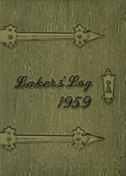 1959 Edition, Lake Oswego High School - Lakers Log Yearbook (Lake Oswego, OR)