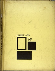 1968 Edition, Lake Oswego High School - Lakers Log Yearbook (Lake Oswego, OR)