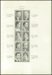 Page 11, 1930 Edition, Cottage Grove High School - Lion Tracks Yearbook (Cottage Grove, OR) online yearbook collection