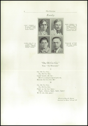 Page 12, 1930 Edition, Cottage Grove High School - Lion Tracks Yearbook (Cottage Grove, OR) online yearbook collection