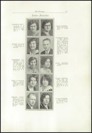 Page 15, 1930 Edition, Cottage Grove High School - Lion Tracks Yearbook (Cottage Grove, OR) online yearbook collection
