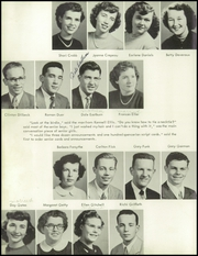 Page 10, 1952 Edition, Cottage Grove High School - Lion Tracks Yearbook (Cottage Grove, OR) online yearbook collection