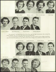 Page 12, 1952 Edition, Cottage Grove High School - Lion Tracks Yearbook (Cottage Grove, OR) online yearbook collection