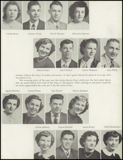 Page 13, 1952 Edition, Cottage Grove High School - Lion Tracks Yearbook (Cottage Grove, OR) online yearbook collection